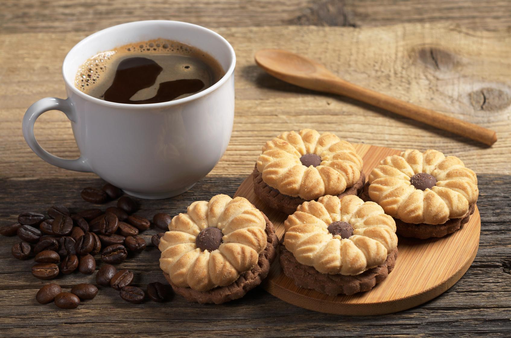 producenci słodyczy - kruche ciasteczka